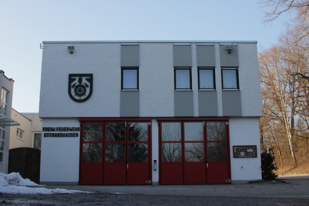 Gerätehaus Ottmarshausen