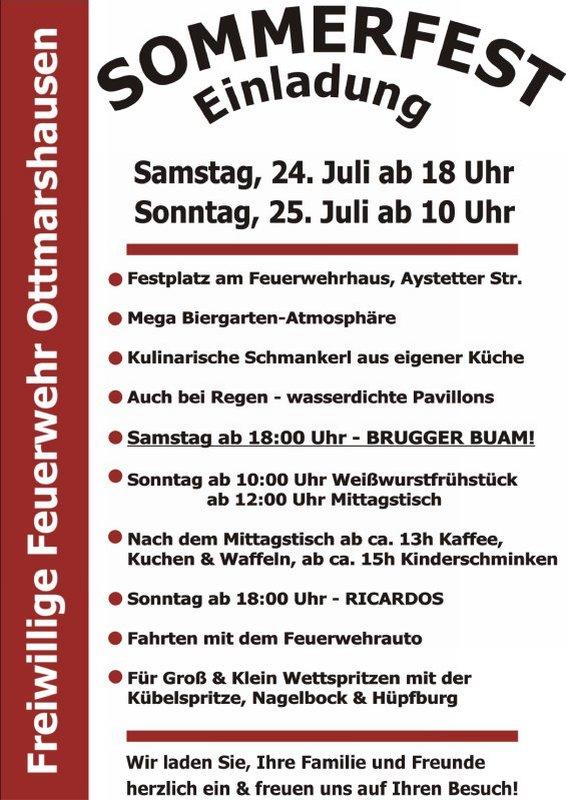 Sommerfest_2010_Einladung