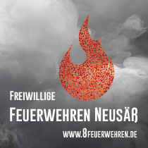 Logo der 8 Feuerwehren in Neusäß