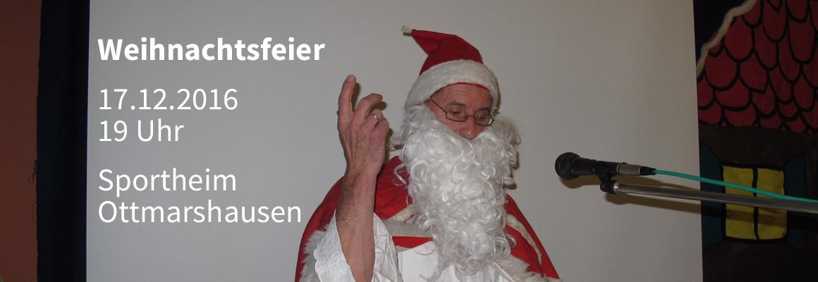 Weihnachtsfeier Geschichte.Weihnachtsfeier Freiwillige Feuerwehr Ottmarshausen